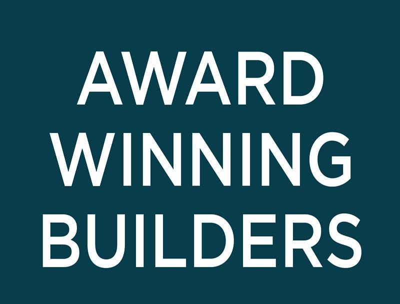 Award Winning Builders