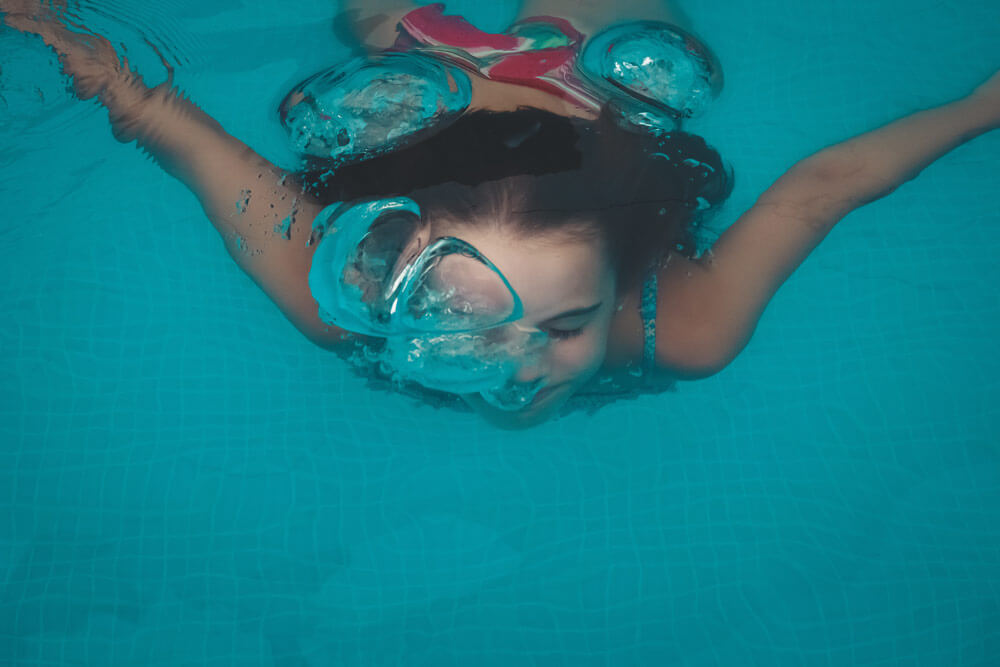 Vivo-swimming